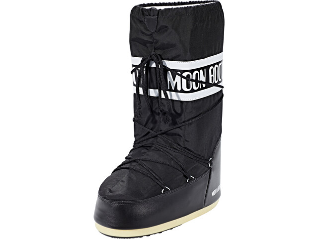 Moon Boot Nylon Saappaat, black